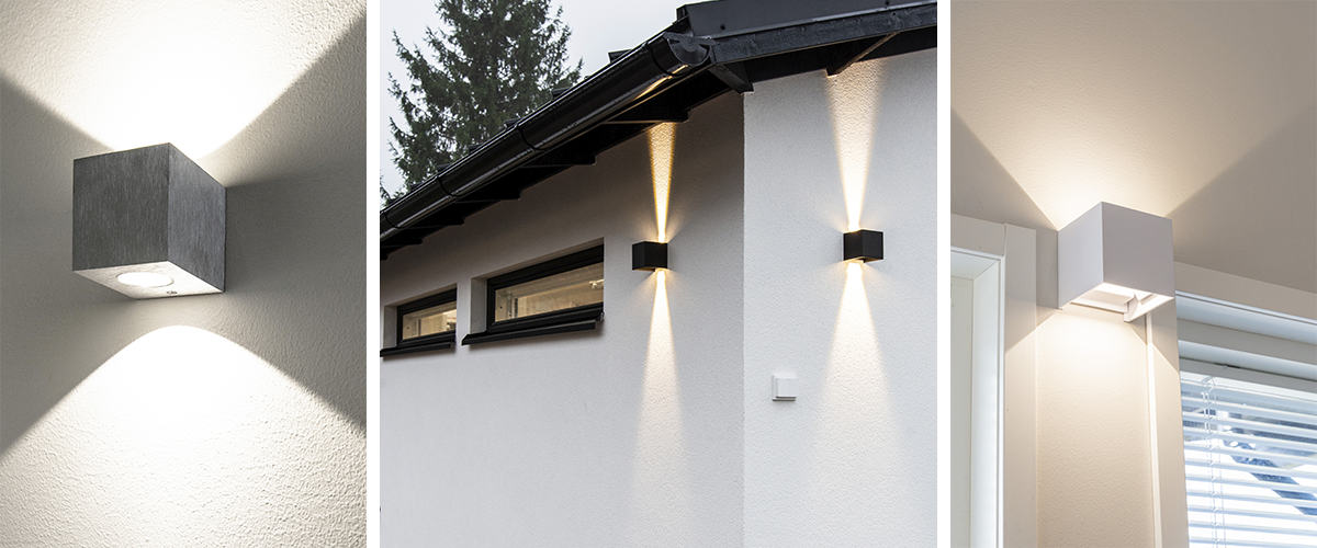 Dimmable wll lights