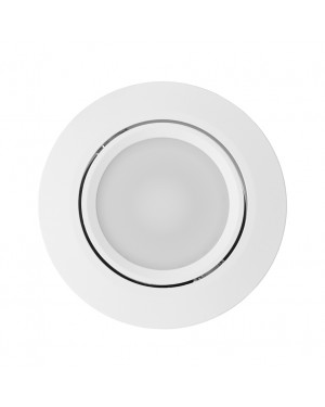 LED downlight — ROUND, IP44, CCT 2700-4000-5300K adjustable & dimmable 15W, WHITE, high CRI98