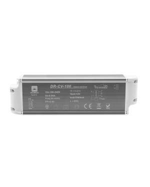 12V dimmable LED DRIVER 100W, TRIAC, for LED strip, IP21