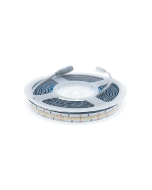 LED STRIP SMD 3528, 17W/m (85W/5m) 24V, water resistant IP65, high CRI90