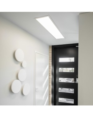 Recessed LED PANEL 300x1200 — UPPOAVA, 36W, dimmable, 3000K-4000K-6000K, high CRI97