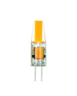 LED G4 dimmable bulb 12V, 2W, high CRI95, 360°