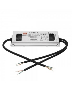 24V DALI LED DRIVER 150W, dimmable, IP67, for LED strip