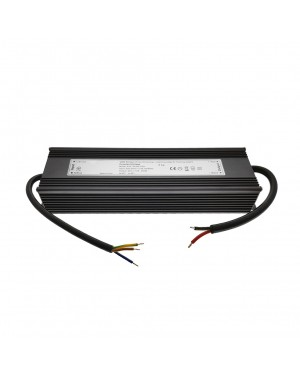 24V dimmable LED DRIVER 360W, TRIAC, for LED strip, IP66