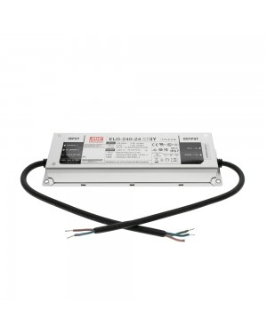 24V LED strip light DRIVER 240W, IP67, Mean Well