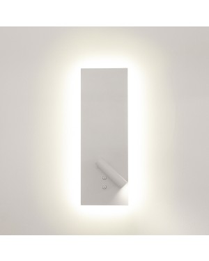 LED wall light NIGHT, Bed light, white 9W