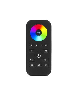 VaLO Zigbee — LED dimmer for 4 groups of RGBW lights, wireless control