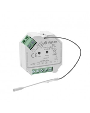 VaLO Zigbee - LED receiver for 230V led lights, dimmable, max.250W