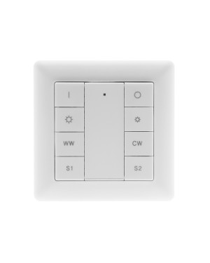 VaLO Zigbee — LED dimmer, CCT-button, wireless