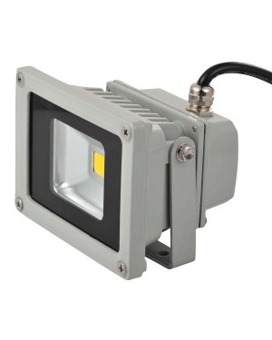 Led Flood light 10W, Led woklight - Exterior floodlight