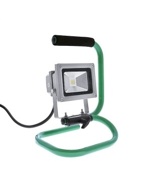 Handle for 10W LED floodlight