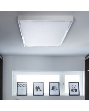 Recessed LED PANEL 600x1200 — Surface mounted (50mm frame)