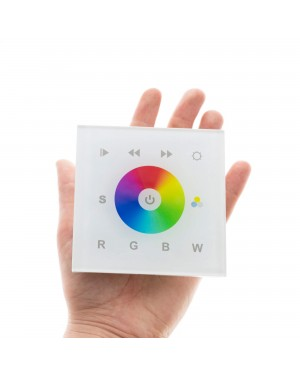VaLO — LED wall Dimmer/controller for RGB+W led lights, max.400W