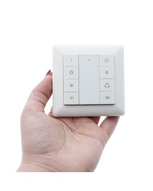 VaLO Zigbee — LED dimmer, RGBW-button, wireless