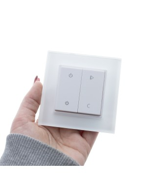 VaLO — LED dimmer and RGB colour controlling, wireless button
